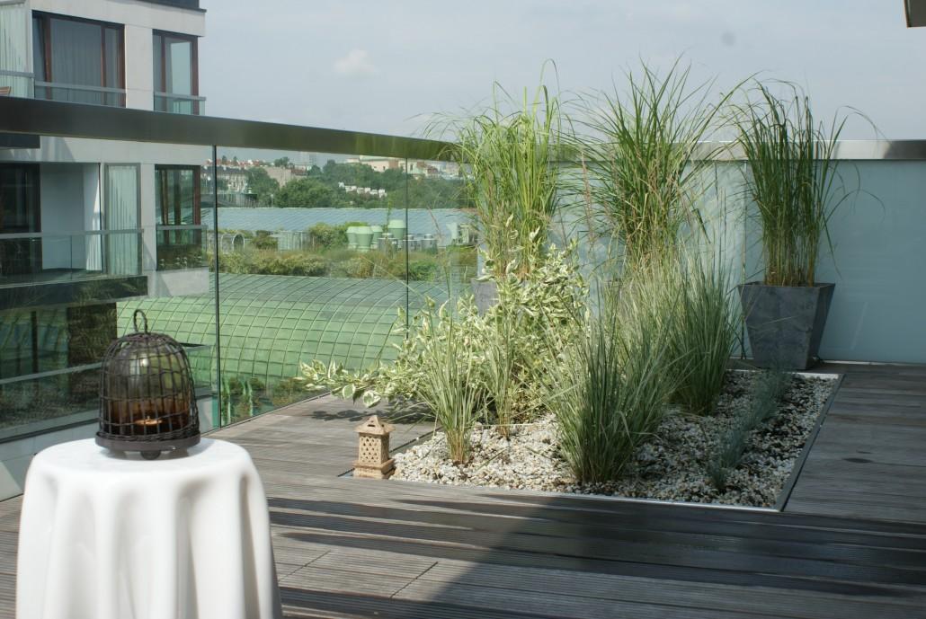 nowoczesny taras ogrody 3