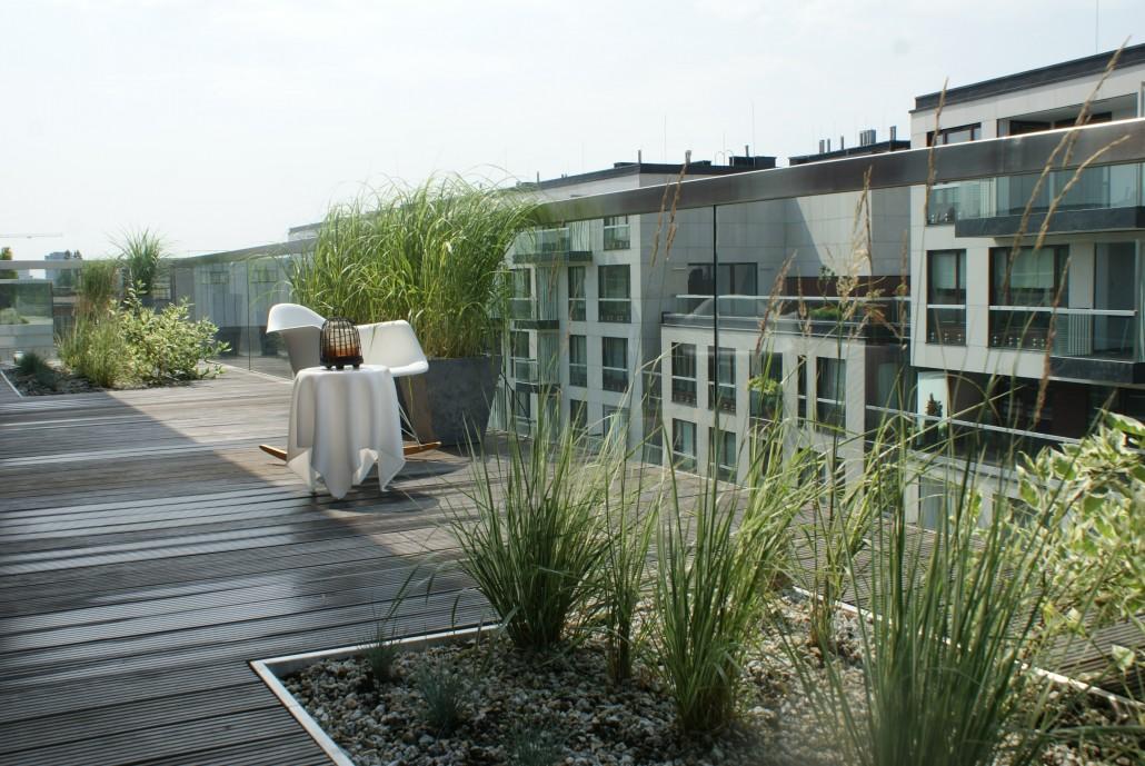 nowoczesny taras ogrody 2