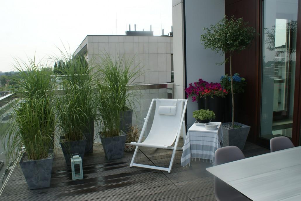 nowoczesny taras ogrody 1